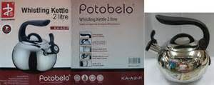 Teko Air Stainless Steel Cookmaster Potobelo 2lt 0014200817 jual ceret murah kitcheneeds