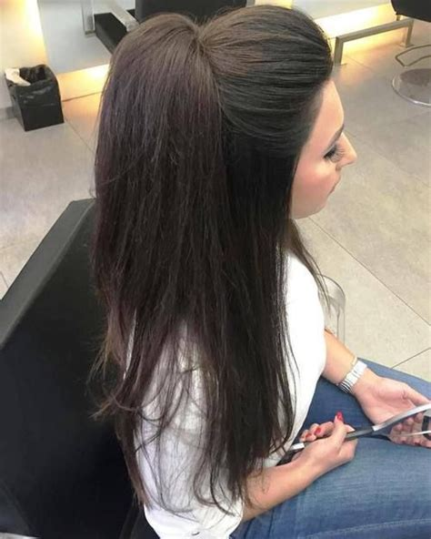 perfect haircut for long straight hair 35 fetching hairstyles for straight hair to sport this