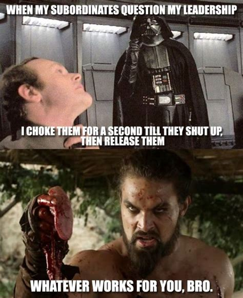 Star Wars Game Of Thrones Meme - more star wars funnies