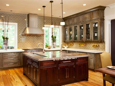 custom kitchen island with sink ideas for custom kitchen cabinets roy home design