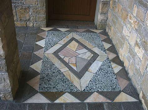 mosaici per pavimenti esterni pavimenti mosaico per esterni realizzazioni