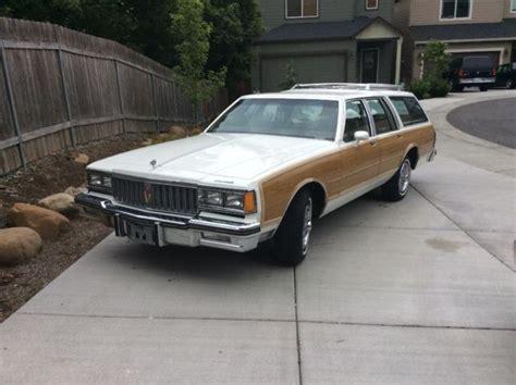 how it works cars 1987 pontiac safari instrument cluster classic 1987 pontiac safari wagon for sale detailed description and photos