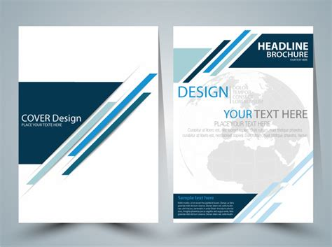 brochure designs vector catalog free vector download 88 free vector for