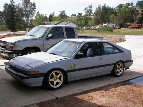 87 Honda Accord Hatchback by Jdm Style 87 1986 Honda Accord Specs Photos Modification