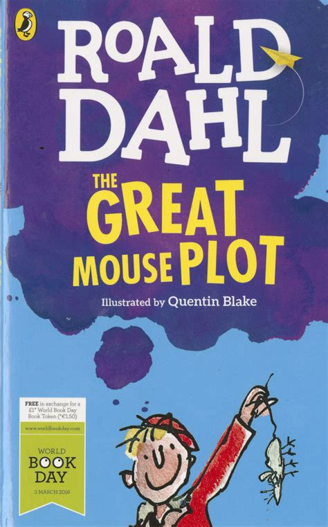 libro the great mouse plot the great mouse plot quentin blake