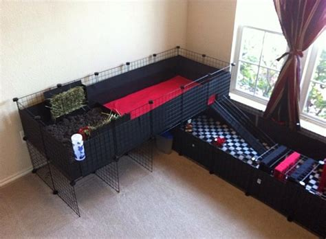 diy guinea pig house 11 diy guinea pig cage ideas diy projects