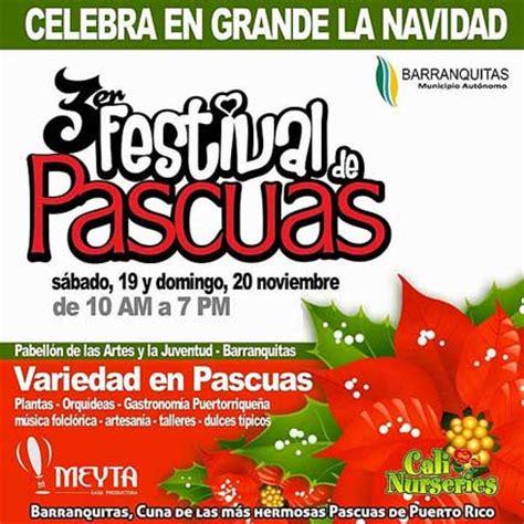 calendario fiestas patronales puerto rico 2016 calendario festivales de puerto rico 2016 tercer festival