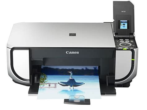 Printer Canon Jet canon pixma mp520 inkjet printer ink cartridges island ink jet