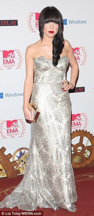 carly victorias secret mtv europe music awards 2012 rita ora looks radiant in