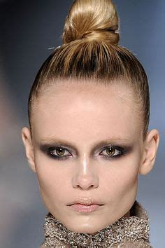 model makeup runway makeup looks and tips marie claire 1000 images about runway makeup on pinterest runway