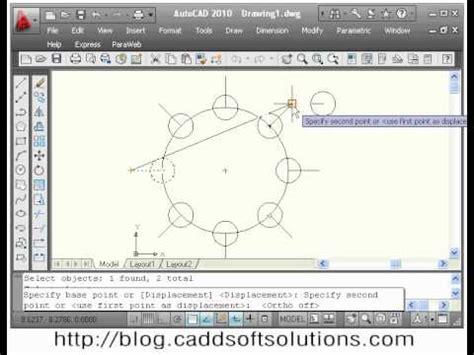 autocad tutorial quick autocad basics online beginners quick video tutorial
