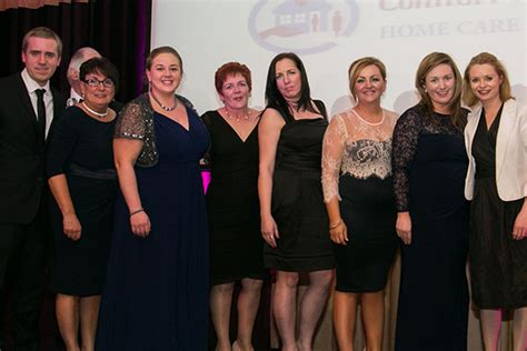 comfort keepers galway irish healthcare centre awards 2015