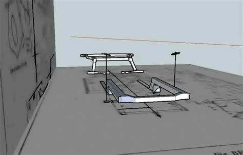 sketchup layout rotate view 240z frame drawing sketchup blog mikes z car the