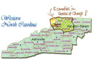 map of western carolina tennessee heifer 12 x 12