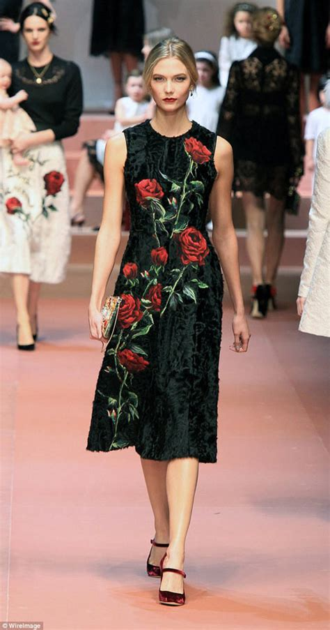 Catwalk To Carpet Kate Bosworth In Dolce Gabbana by Một Ng 224 Y S 244 I động Của Thi 234 N Thần Karlie Kloss
