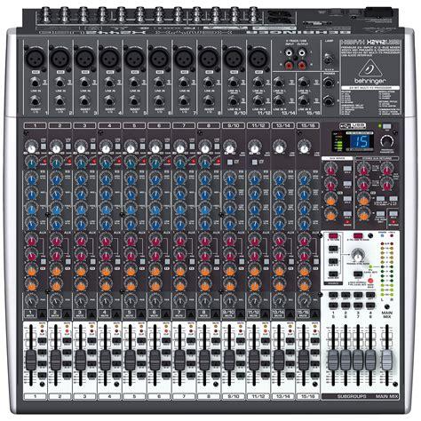 Mixer Behringer Xenyx 2442 Usb behringer xenyx x2442usb 171 mischpult