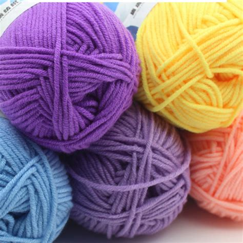 how to prepare yarn for knitting great warm soft cotton baby knitting wool yarn milk cotton
