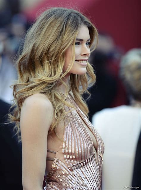 doutzen kroes hairspiration  summer hairstyles