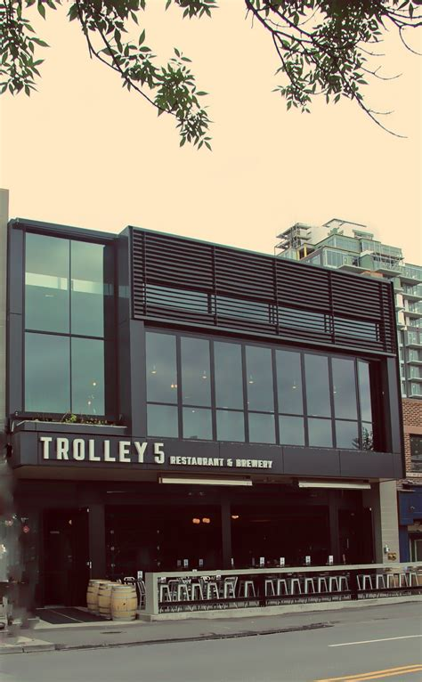 Trolly Cafe Resto trolley 5 restaurant and brewery create construction management