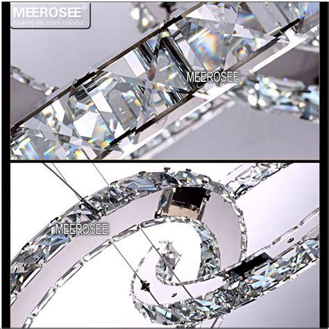 kronleuchter diamant ring kristall led pendelleuchte diamant kreis kronleuchter