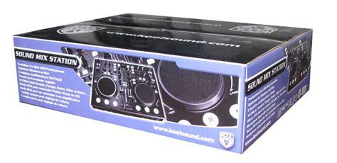 scheda audio interna professionale karma soundmix st consolle dj con software