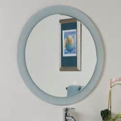Bathroom Vanity Mirrors Lowes by Decor Wonderland Ssm5005 2 Zoe Bathroom Mirror Lowe S Canada
