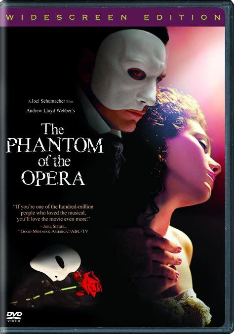 phantom   opera dvd release date