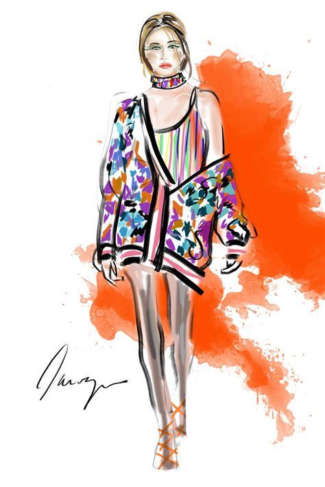 Fashion 89 2 Pq Gs3199 fashion illustration talia zoref fashion artist