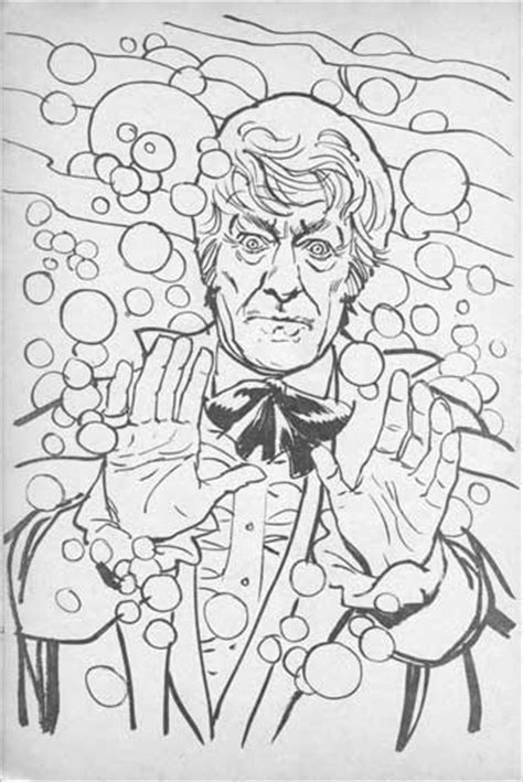 dr who coloring book colouring book theatre doctor who