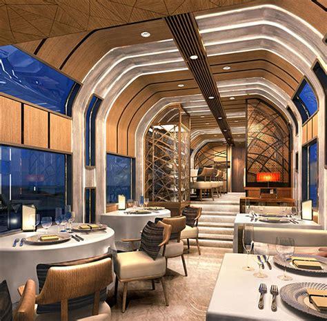 Luxury Sleeper by Japanese New Luxury Sleeper Is Penthouse On Rails