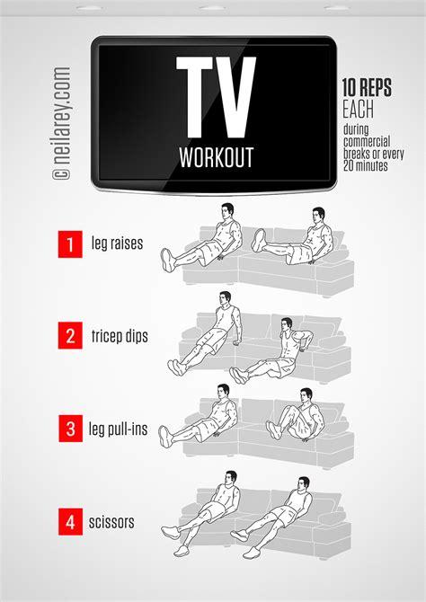exercises to do on the couch get fit while watching tv huffpost