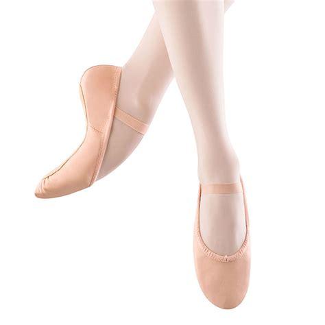 ballet shoes pink bloch dansoft ballet slippers pink