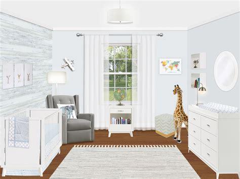 nursery interior design home design