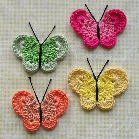 pin crochet butterfly pattern on pinterest free crochet patterns free crochet butterfly patterns