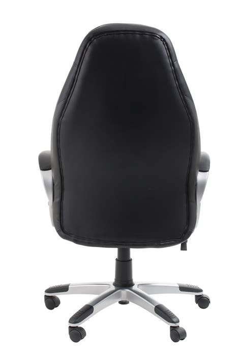 High Computer Chair by Commodore High Back Black Office Computer Chair Office Stock
