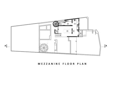 mezzanine floor plans madura house at kiribathgoda in sri lanka by damith