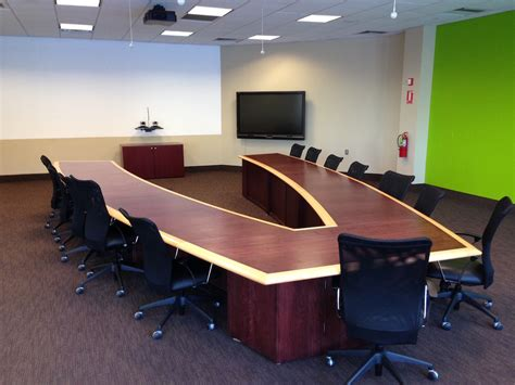 U Shaped Conference Table Dimensions Custom Conference Table Custom Boardroom Table Large Conference Tablehardrox