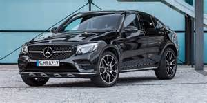 Suv In Mercedes Mercedes Glc Coupe Suv Is Aimed At The Bmw X4