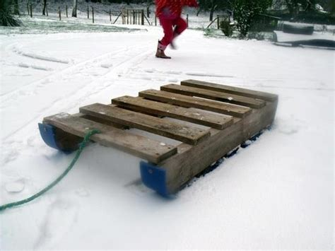 diy snow sled 1000 images about sled ideas on