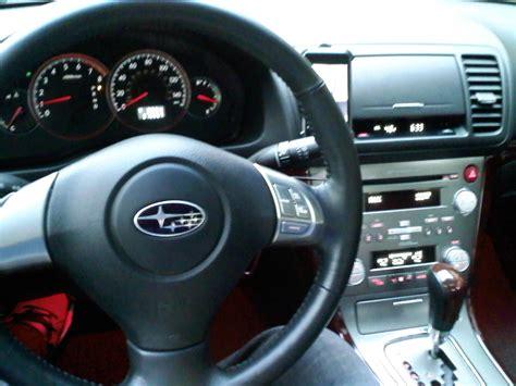 2008 Subaru Legacy Interior Pictures Cargurus