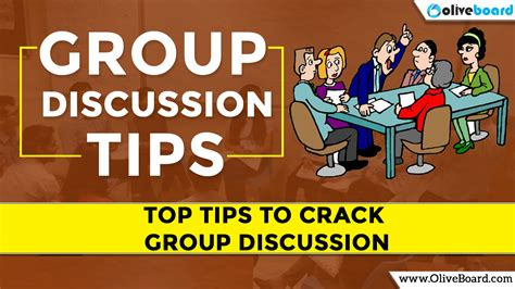 Gd Tips For Mba by Discussion Tips Ace Your Gd Oliveboard