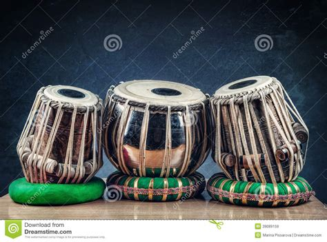 musical instrument table ls tabla drums stock photography cartoondealer com 35154422