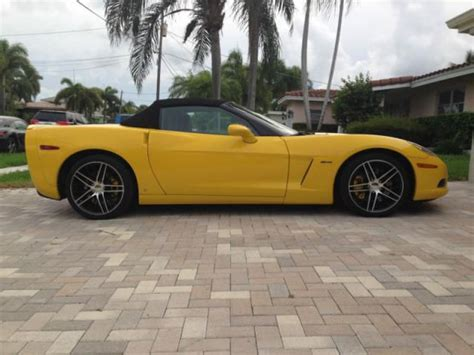 sell used 2008 zhz corvette limited edition in san diego california united states for us buy used chevrolet corvette zhz hertz special edition in hialeah florida united states for us