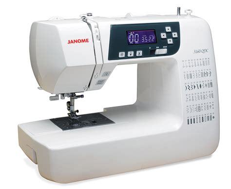 Mesin Jahit Portable Digital Elektronik Janome 3160 Qdc janome america world s easiest sewing quilting