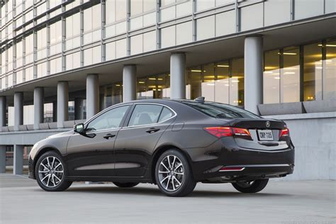acura tlx  advance upcoming car redesign info