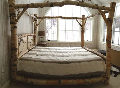 Diy Canopy Bed With Curtain Rods King Size Canopy Bed Frame Ideas Buylivebetter King Bed