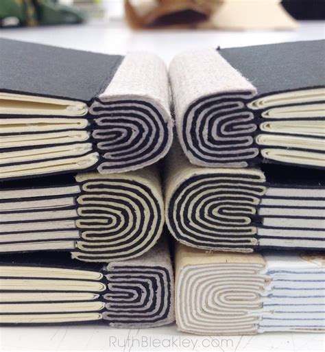 onionskin bookbinding class at penland school of crafts