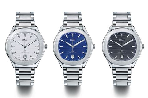 where is a s opinion what to think about the new piaget polo s and polo s chronograph in steel