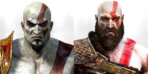 Play God Of War Kratos Kws god of war la evoluci 243 n de kratos en todos los juegos de
