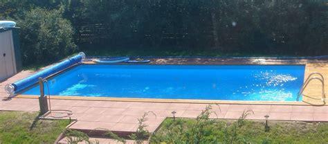 komplett pool mit überdachung power s becken als komplett set mit preisvorteil folie in